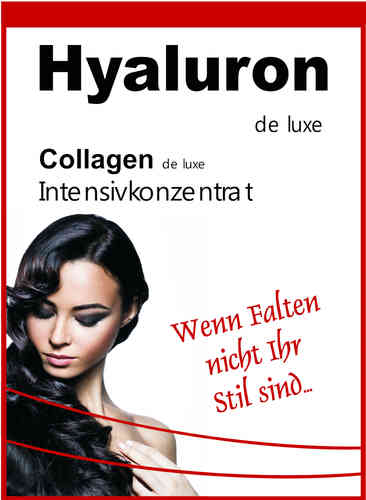 Collagen de luxe Intensivkonzentrat